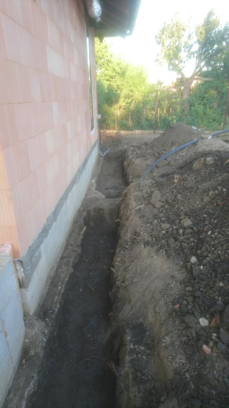Pozemok + projekt + hruba stavba - Obrázok č. 510
