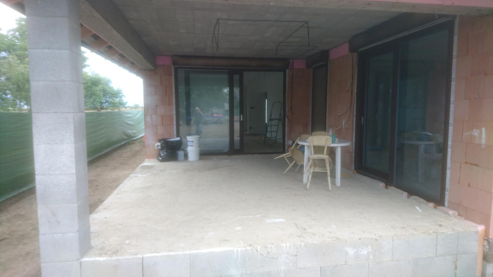 Pozemok + projekt + hruba stavba - Obrázok č. 511