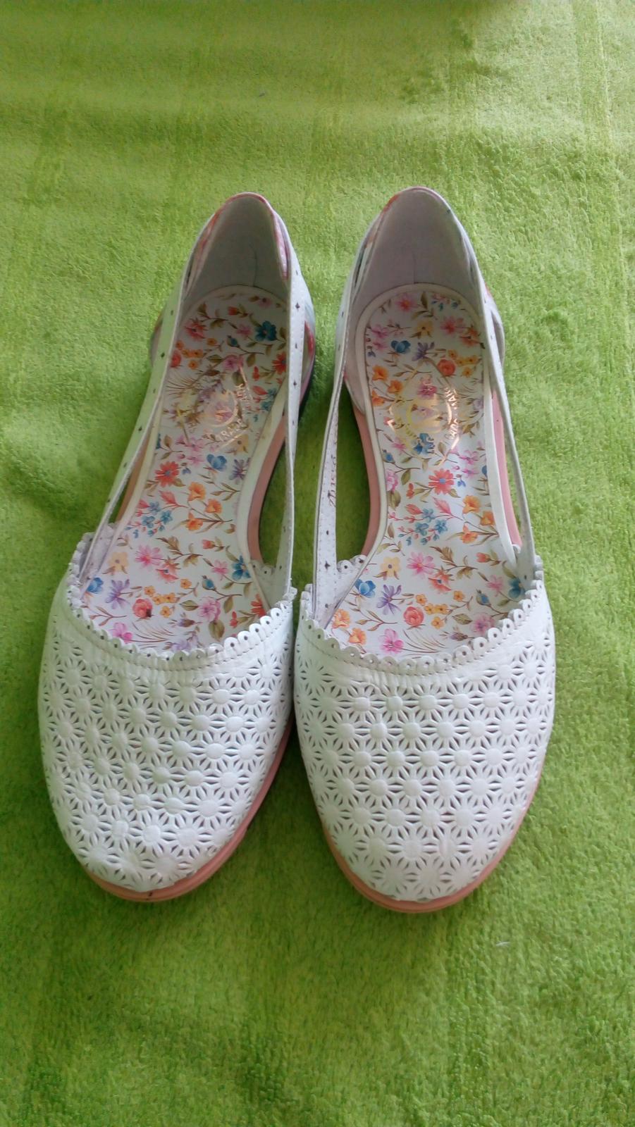 Kožene sandale - Obrázok č. 1
