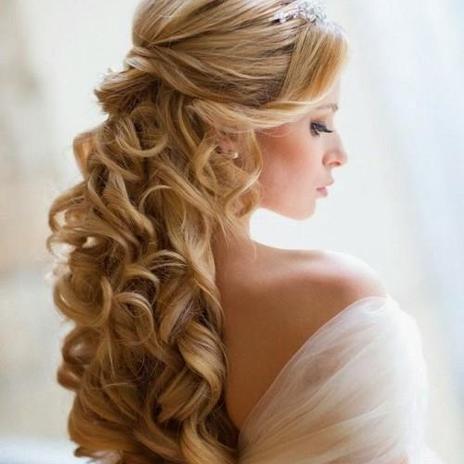 Svatební účes - jak si vybrat ten nejkrásnější   0b553e79a7