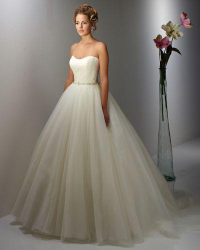 Svatební šaty - inspirace - Obrázek č. 18