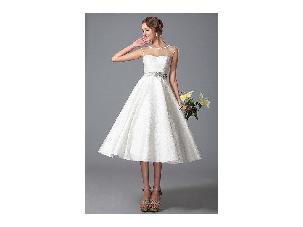 Svatební šaty - inspirace - Obrázek č. 35