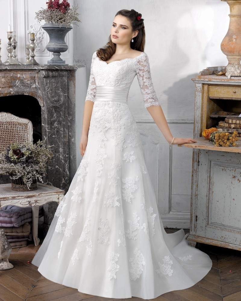 Svatební šaty - inspirace - Obrázek č. 26
