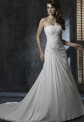 Svatební šaty - inspirace - Obrázek č. 37