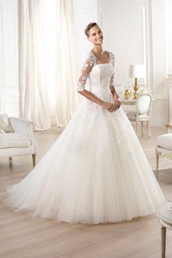 Svatební šaty - inspirace - Obrázek č. 7