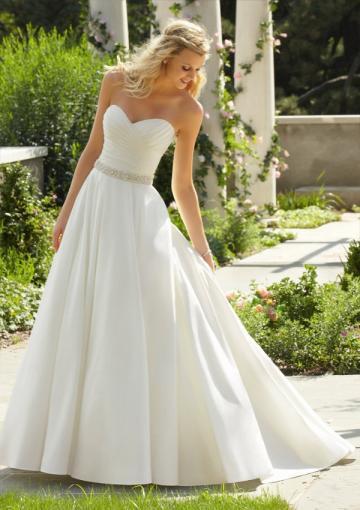 Svatební šaty - inspirace - Obrázek č. 14
