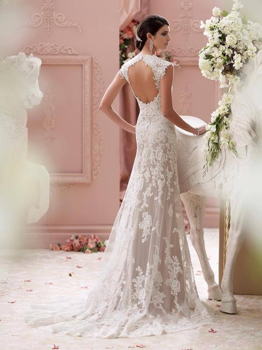 Svatební šaty - inspirace - Obrázek č. 39