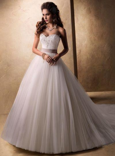 Svatební šaty - inspirace - Obrázek č. 15