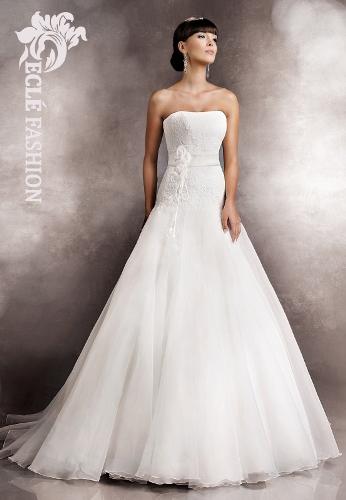 Svatební šaty - inspirace - Obrázek č. 19