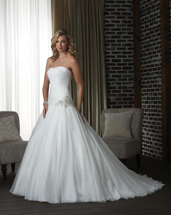 Svatební šaty - inspirace - Obrázek č. 11