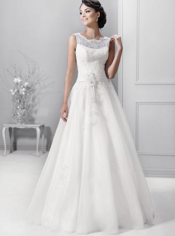 Svatební šaty - inspirace - Obrázek č. 24