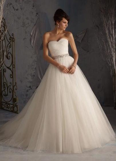Svatební šaty - inspirace - Obrázek č. 17