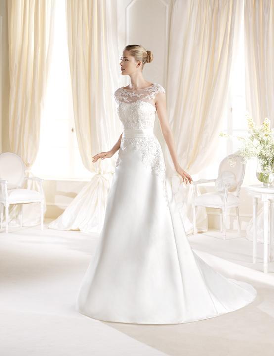 Svatební šaty - inspirace - Obrázek č. 40