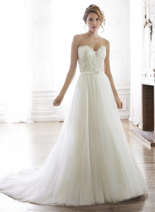 Svatební šaty - inspirace - Obrázek č. 45