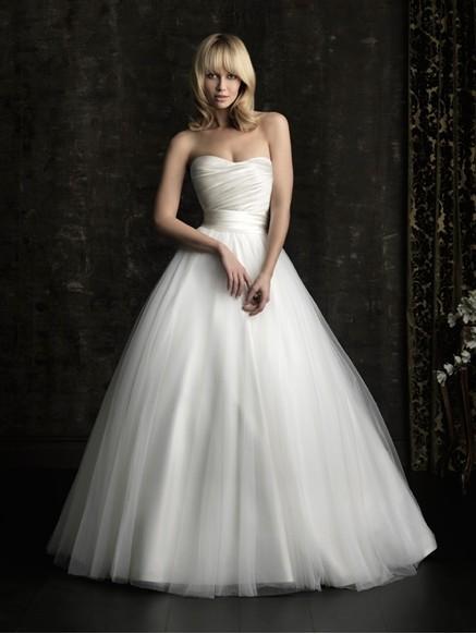 Svatební šaty - inspirace - Obrázek č. 12