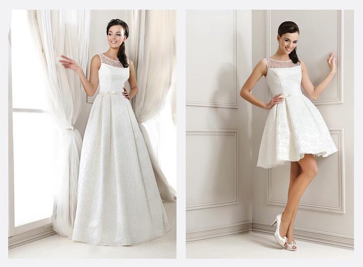 Svatební šaty - inspirace - Obrázek č. 28