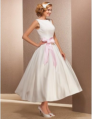 Svatební šaty - inspirace - Jednoduché retro :)