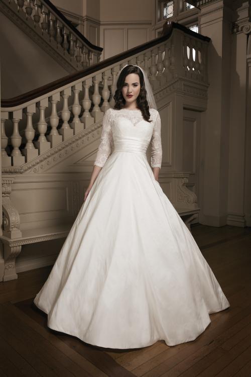 Svatební šaty - inspirace - Obrázek č. 47