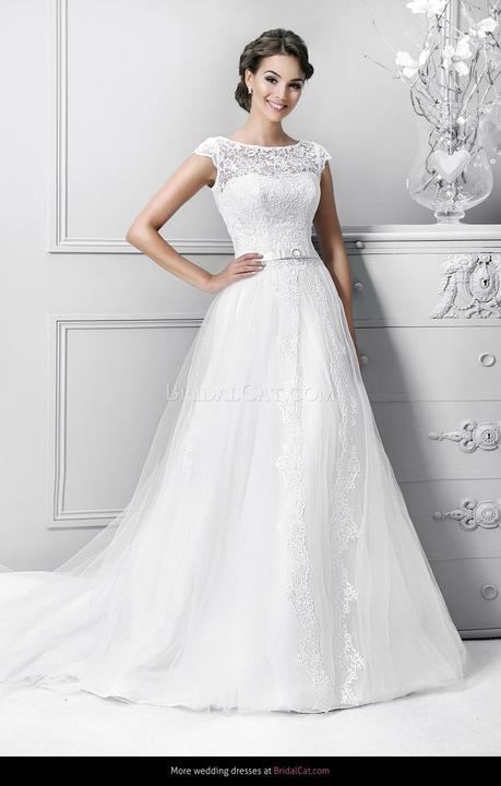 Svatební šaty - inspirace - Obrázek č. 21