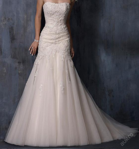 Svatební šaty - inspirace - Obrázek č. 5