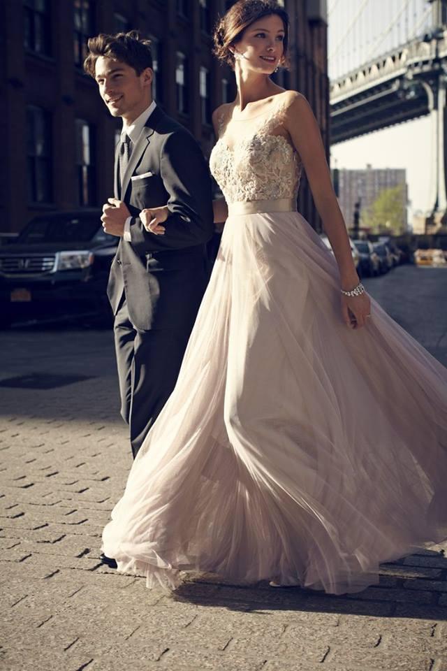 Svatební šaty - inspirace - Obrázek č. 48