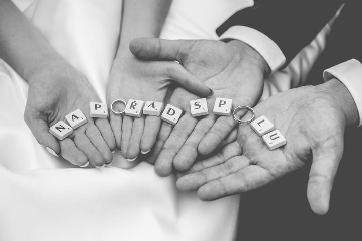 Svatební fotky - inspirace - Obrázek č. 7