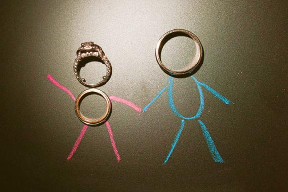 Svatební fotky - inspirace - Obrázek č. 9