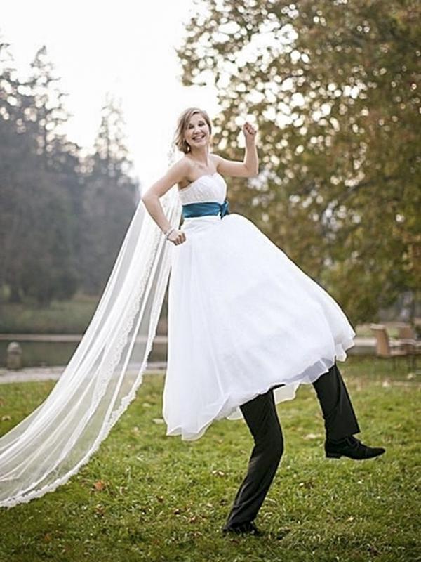 Svatební fotky - inspirace - Obrázek č. 28