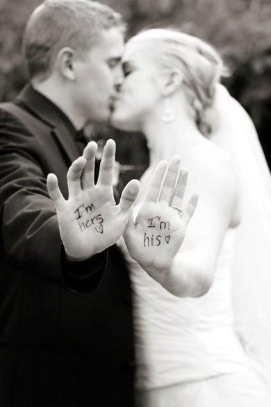 Svatební fotky - inspirace - Obrázek č. 30
