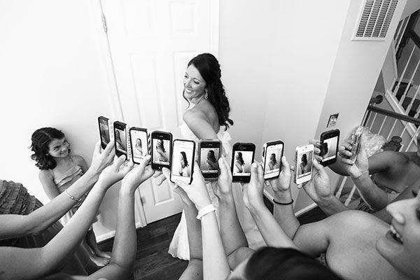 Svatební fotky - inspirace - Obrázek č. 15