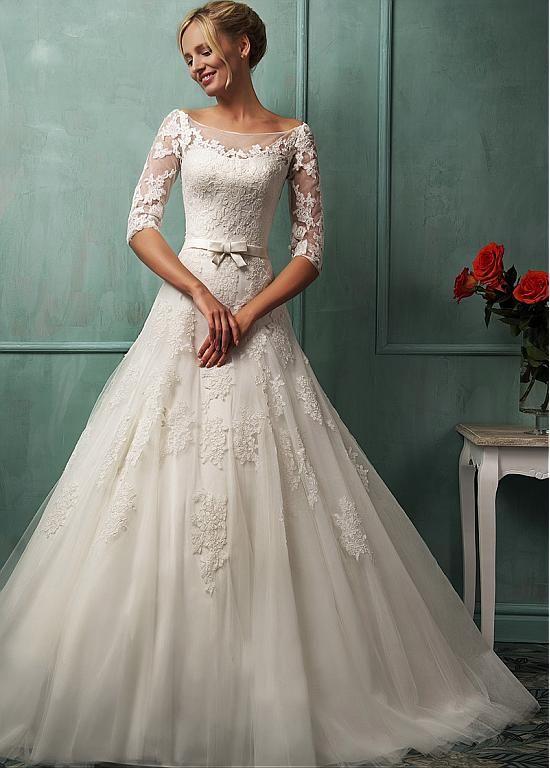 Svatební šaty - inspirace - Obrázek č. 53