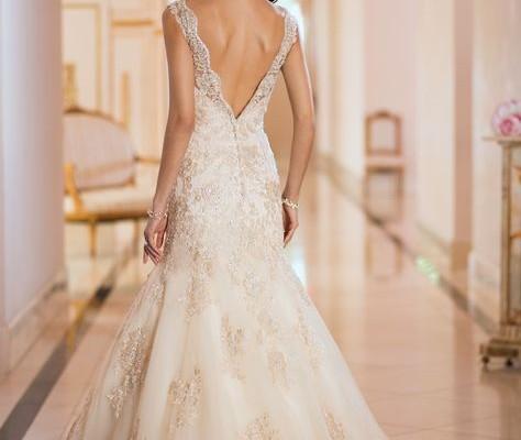 Svatební šaty - inspirace - Obrázek č. 54