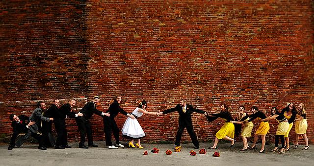 Svatební fotky - inspirace - Obrázek č. 60