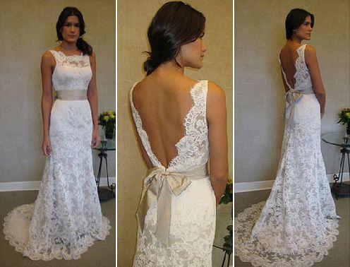 Svatební šaty - inspirace - Obrázek č. 55