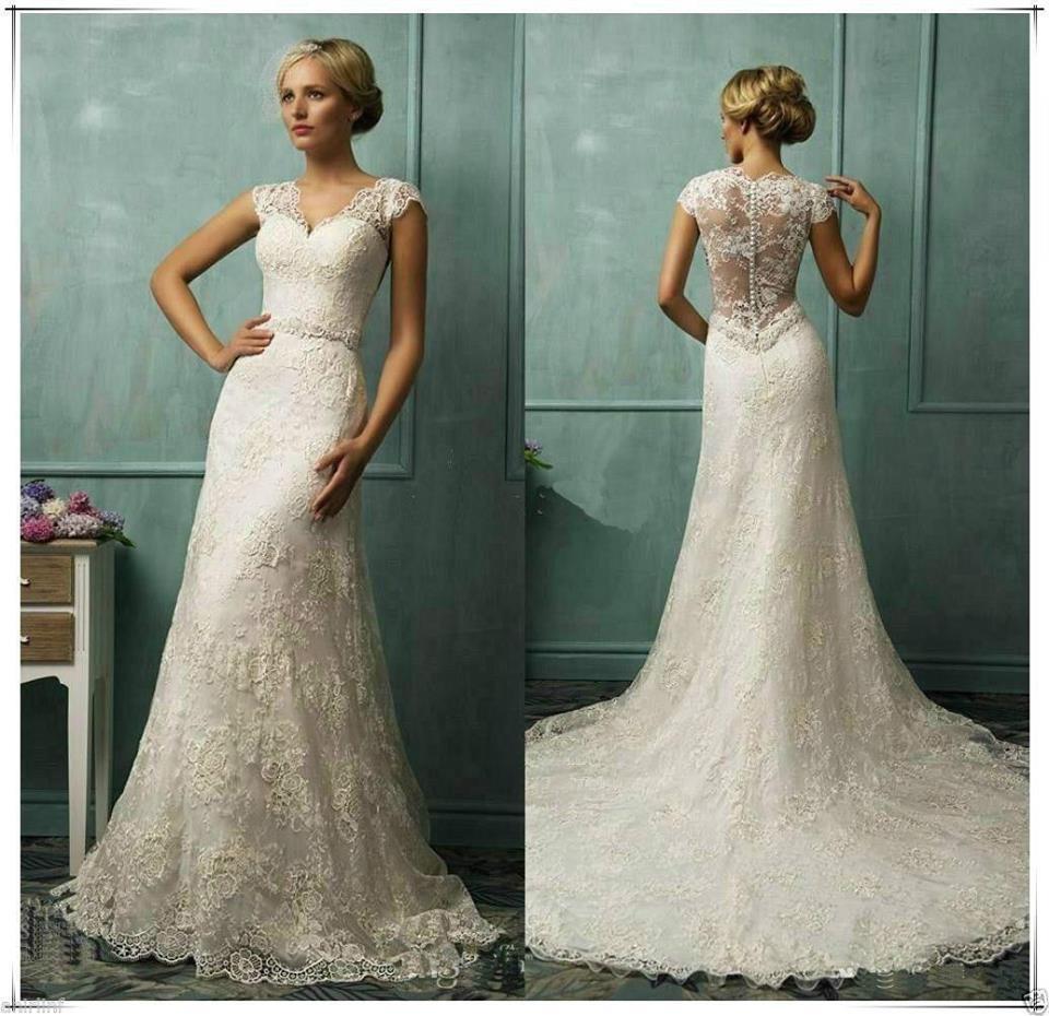 Svatební šaty - inspirace - Obrázek č. 56