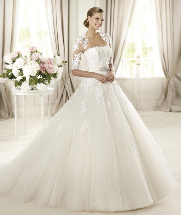 Svatební šaty - inspirace - Obrázek č. 57
