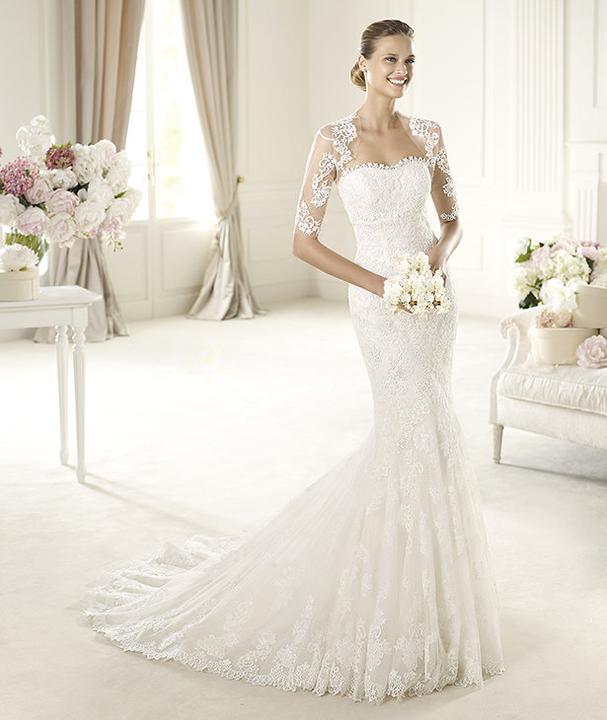 Svatební šaty - inspirace - Obrázek č. 58