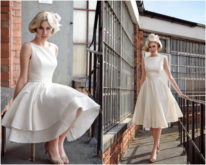 Svatební šaty - inspirace - Obrázek č. 59