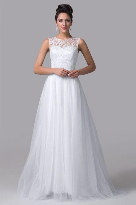 Svatební šaty - inspirace - Obrázek č. 61
