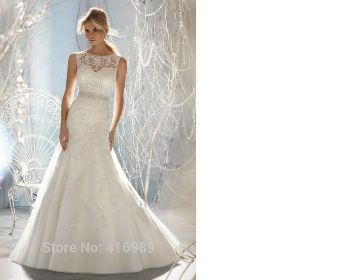 Svatební šaty - inspirace - Obrázek č. 62
