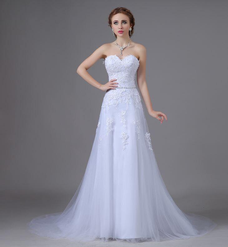 Svatební šaty - inspirace - Obrázek č. 64