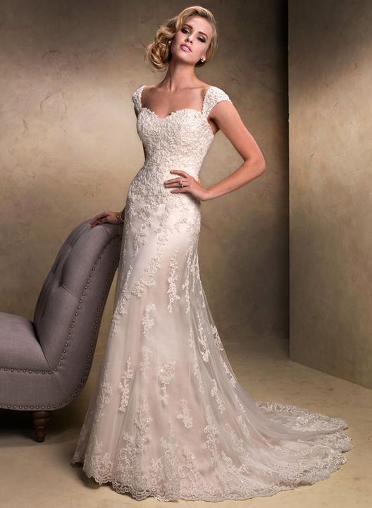 Svatební šaty - inspirace - Obrázek č. 67