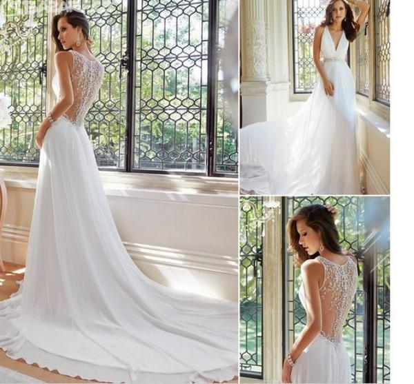 Svatební šaty - inspirace - Obrázek č. 68