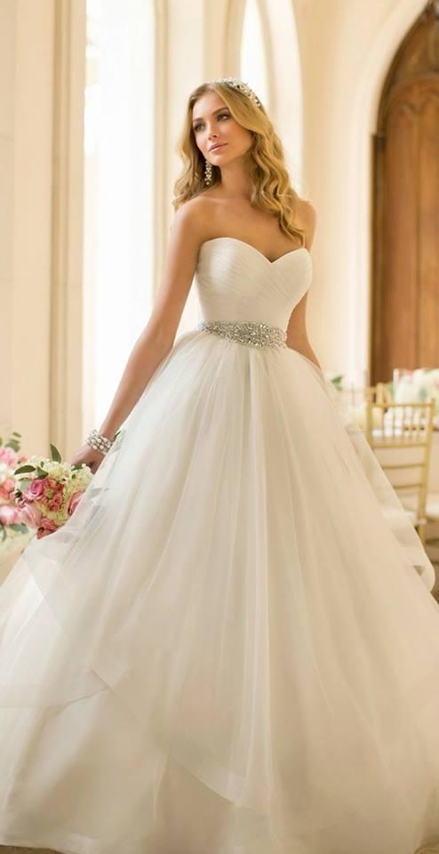 Svatební šaty - inspirace - Obrázek č. 70