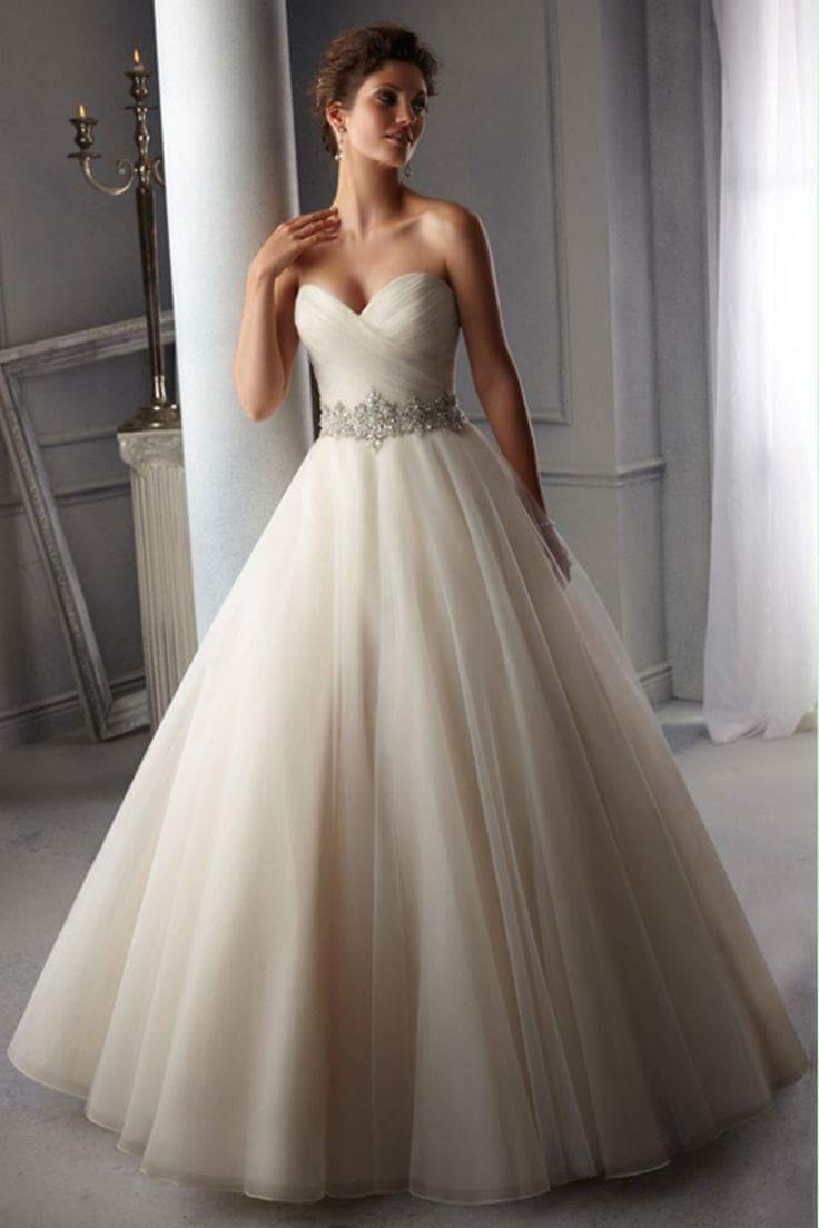 Svatební šaty - inspirace - Obrázek č. 73