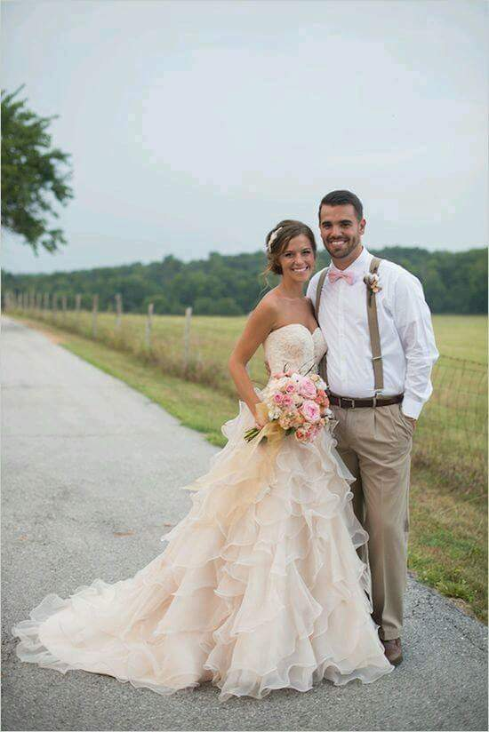 Svatební šaty - inspirace - Obrázek č. 74