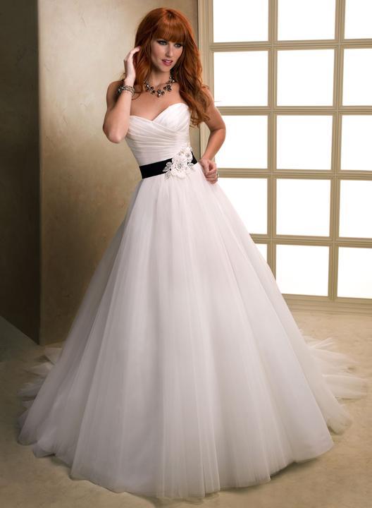 Svatební šaty - inspirace - Obrázek č. 75