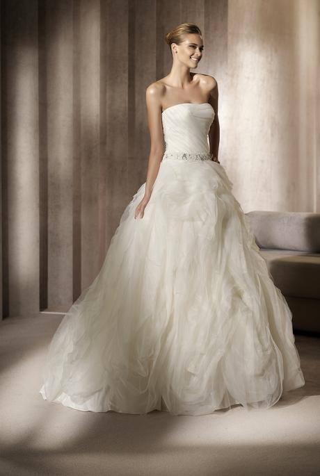 Svatební šaty - inspirace - Obrázek č. 76