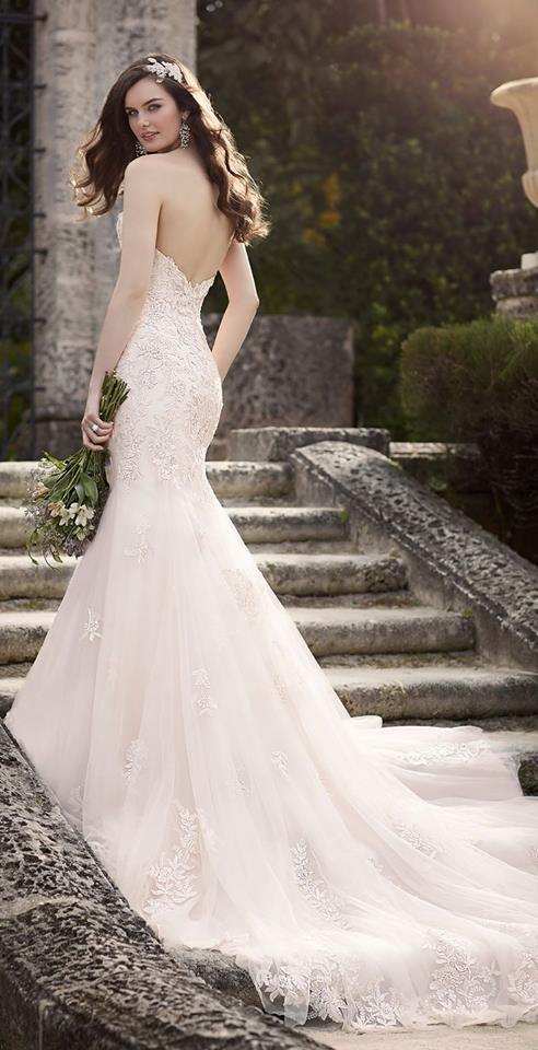 Svatební šaty - inspirace - Obrázek č. 77