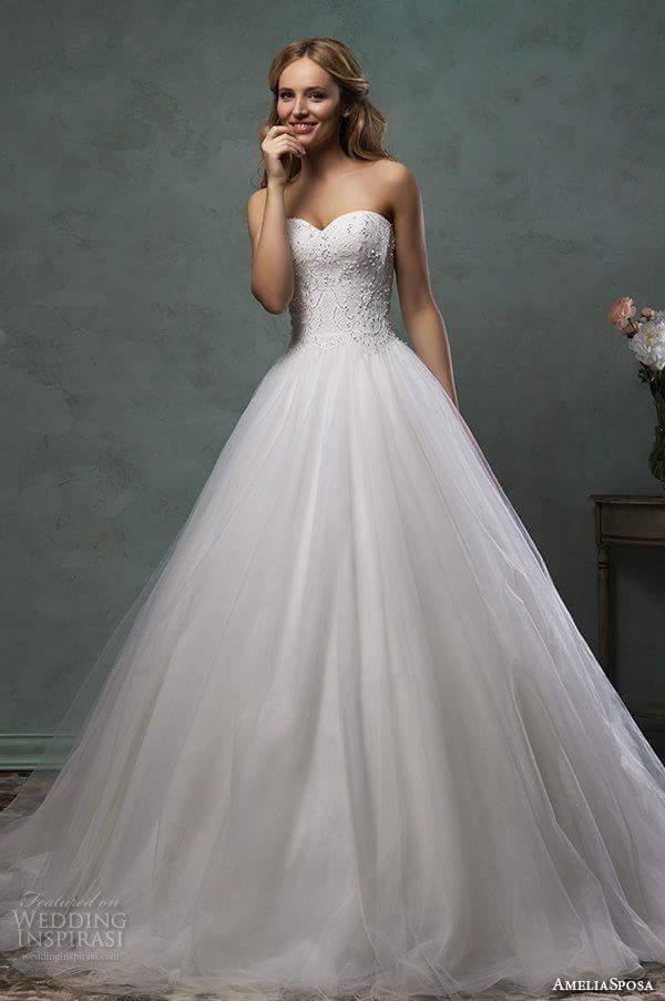 Svatební šaty - inspirace - Obrázek č. 78